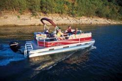 2012 - Sun Tracker - Party Barge 20 DLX