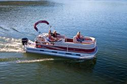 2012 - Sun Tracker - Party Barge 22 DLX