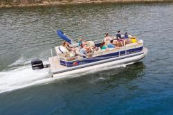 2012 - Sun Tracker - Party Barge 24 DLX XP3