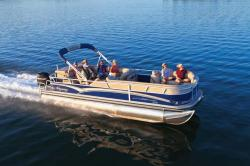 2013 - Sun Tracker - Party Barge 250 XP3