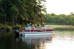 2014 - Sun Tracker - Party Barge 20 DLX