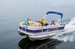 2014 - Sun Tracker - Party Barge 22 XP3