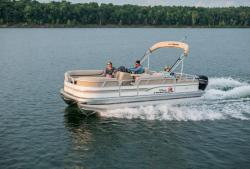 2015 - Sun Tracker - Party Barge 22 DLX