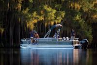 2017 - Sun Tracker - Fishin- Barge 22 DLX
