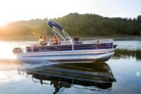 2017 - Sun Tracker - Fishin- Barge 22 XP3