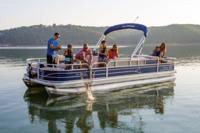 2017 - Sun Tracker - Fishin- Barge 24 DLX