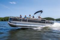 2017 - Sun Tracker - Fishin- Barge 24 XP3