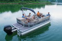 2017 - Sun Tracker - Party Barge 20 DLX