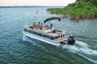 2017 - Sun Tracker - Party Barge 22 DLX
