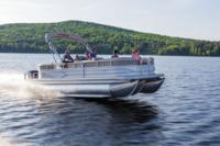 2017 - Sun Tracker - Party Barge 22 XP3