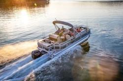 2018 - Sun Tracker - Fishin- Barge 22 XP3