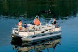 Sunset Bay Pontoon Bass Buggy 18 Signature Pontoon Boat