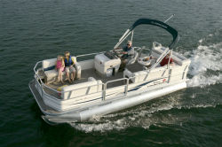 Sun Tracker PARTY BARGE 21 Signature Pontoon Boat