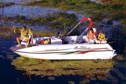Sun Tracker FISHIN- DECK 21 Deck Boat