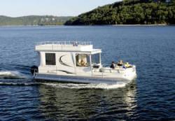 Sun Tracker PARTY HUT 30 Regency Edition Pontoon Boat