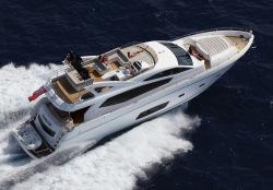 2013 - Sunseeker Yachts - Manhattan 73