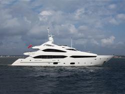 2013 - Sunseeker Yachts - 40 Metre Yacht
