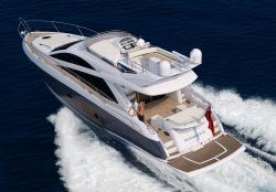 2013 - Sunseeker Yachts - Manhattan 53
