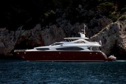 2013 - Sunseeker Yachts - 30 Metre Yacht