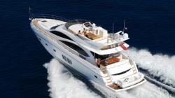 Sunseeker Yachts - Manhattan 70