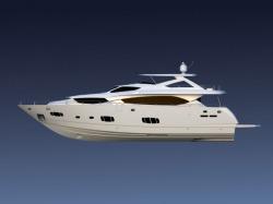 2009 - Sunseeker Yachts - 30 Metre Yacht