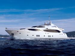 2009 - Sunseeker Yachts - 34 Metre Yacht