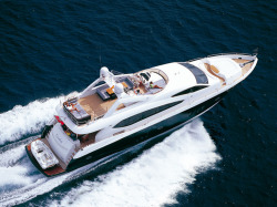 2009 - Sunseeker Yachts - 86 Yacht