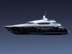 2010 - Sunseeker Yachts - 46 Metre Yacht