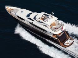 2010 - Sunseeker Yachts - 30 Metre Yacht