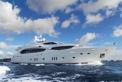 2010 - Sunseeker Yachts - 34 Metre Yacht