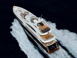 2010 - Sunseeker Yachts - 37 Metre Yacht