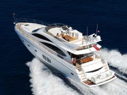 2010 - Sunseeker Yachts - Manhattan 70