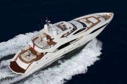 2010 - Sunseeker Yachts - Predator 130