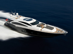 2010 - Sunseeker Yachts - Predator 92 Sport