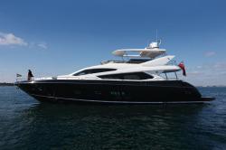 2011 - Sunseeker Yachts - 80 Yacht