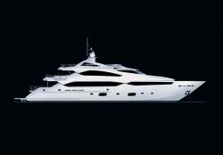 2011 - Sunseeker Yachts - 40 Metre Yacht