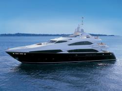 2011 - Sunseeker Yachts - 37 Metre Yacht