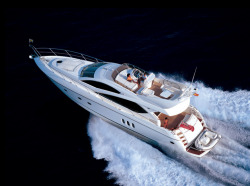 2011 - Sunseeker Yachts - Manhattan 60
