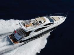 2011 - Sunseeker Yachts - Manhattan 52