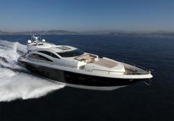 2011 - Sunseeker Yachts - Predator 84