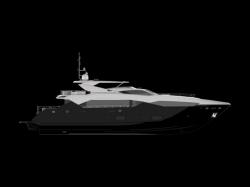 2011 - Sunseeker Yachts - Predator 115