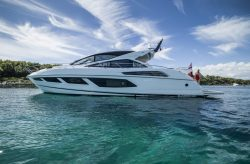 2017 - Sunseeker Yachts - Predator 68