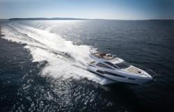 2017 - Sunseeker Yachts - Manhattan 55