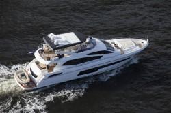 2017 - Sunseeker Yachts - 75 Yacht