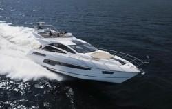 2017 - Sunseeker Yachts - 68 Sport Yacht