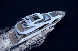 2017 - Sunseeker Yachts - 95 Yacht