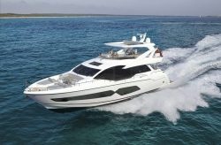 2018 - Sunseeker Yachts - 76 Yacht