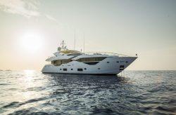 2018 - Sunseeker - 116 Yacht