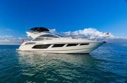 2018 - Sunseeker Yachts - 68 Sport Yacht