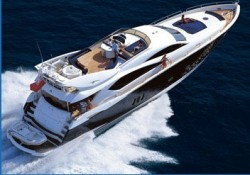 Sun Seeker 82 Yacht Boat